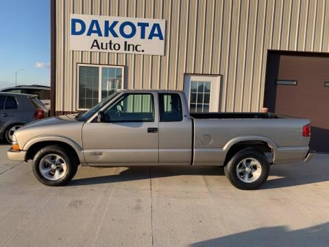 1999 Chevrolet S-10 for sale at Dakota Auto Inc. in Dakota City NE
