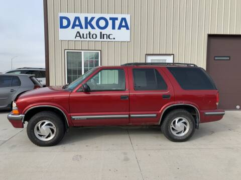 1999 Chevrolet Blazer for sale at Dakota Auto Inc. in Dakota City NE