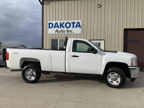 2014 Chevrolet Silverado 2500HD for sale at Dakota Auto Inc. in Dakota City NE