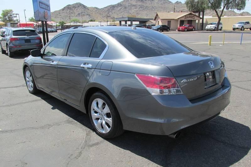 2009 Honda Accord EX-L V6 4dr Sedan 5A In Phoenix AZ - Cool