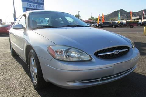 2002 Ford Taurus for sale in Phoenix, AZ
