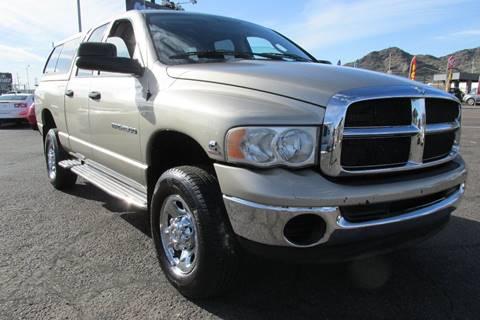 Ram Dealers Phoenix >> 2004 Dodge Ram Pickup 2500 For Sale In Phoenix Az