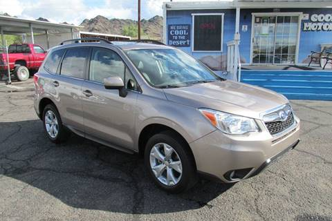 2014 Subaru Forester for sale in Phoenix, AZ