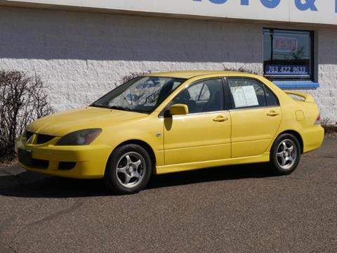 2004 Mitsubishi Lancer for sale in Ramsey, MN