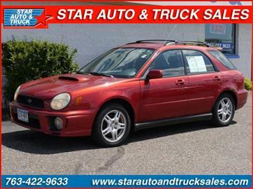 2003 Subaru Impreza for sale in Ramsey, MN
