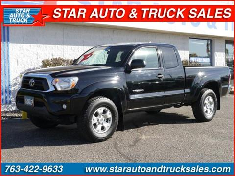 2014 Toyota Tacoma for sale in Ramsey, MN