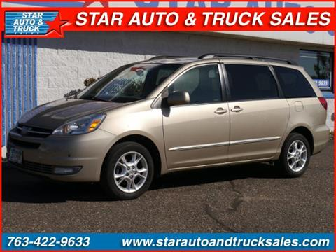 2004 Toyota Sienna for sale in Ramsey, MN