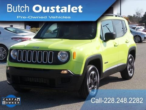 2018 Jeep Renegade for sale in Gulfport, MS