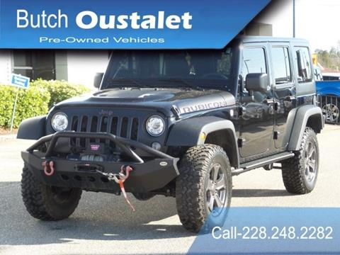 2018 Jeep Wrangler Unlimited for sale in Gulfport, MS