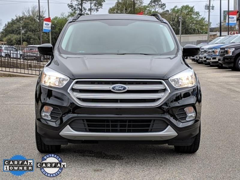 Butch Oustalet Ford >> 2018 Ford Escape AWD SE 4dr SUV In Gulfport MS - BUTCH OUSTALET FORD LINCOLN