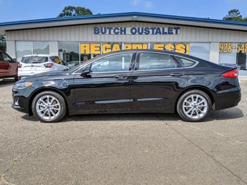 Butch Oustalet Ford >> 2019 Ford Fusion Energi Titanium 4dr Sedan In Gulfport MS - BUTCH OUSTALET FORD LINCOLN
