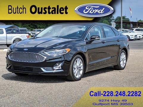 2019 Ford Fusion Energi for sale in Gulfport, MS