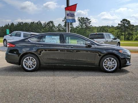 Butch Oustalet Ford >> 2019 Ford Fusion Energi Titanium 4dr Sedan In Gulfport MS ...