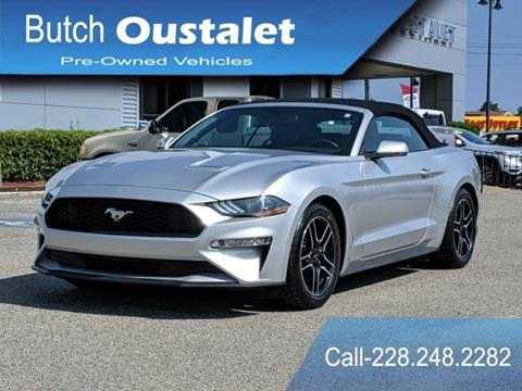2019 Ford Mustang for sale in Gulfport, MS
