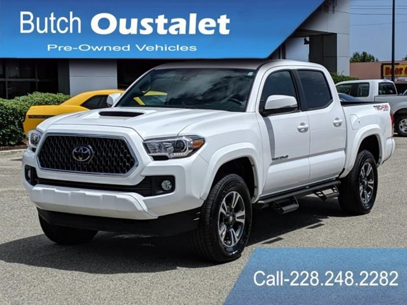 Butch Oustalet Ford >> 2018 Toyota Tacoma In Gulfport MS - BUTCH OUSTALET FORD ...