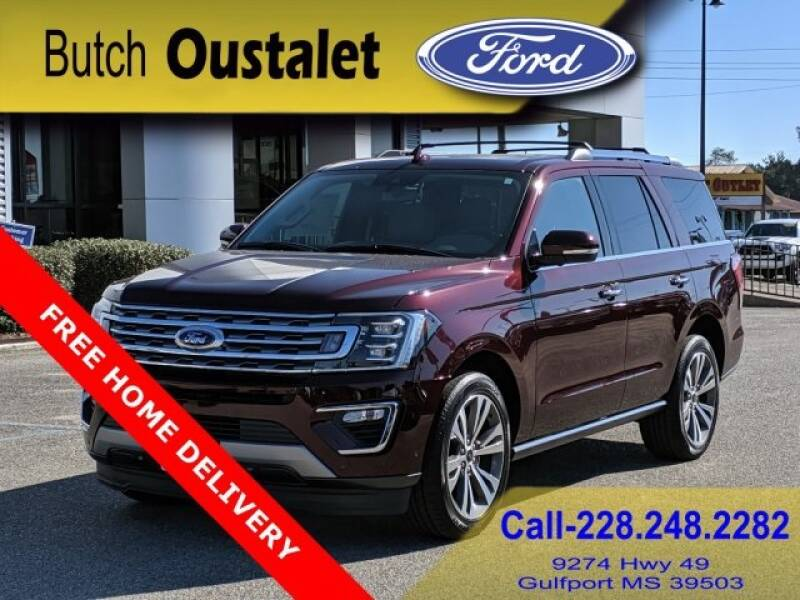 Butch Oustalet Ford >> 2020 Ford Expedition 4x2 Limited 4dr SUV In Gulfport MS - BUTCH OUSTALET FORD LINCOLN