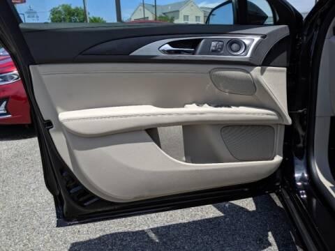 2019 Lincoln MKZ