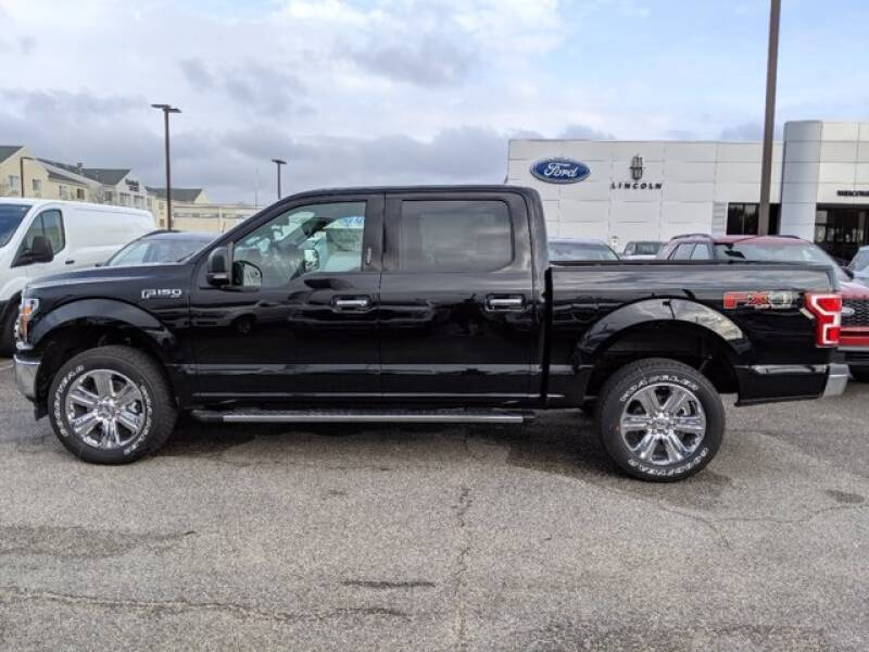 2020 Ford F-150 4x4 XLT 4dr SuperCrew 5.5 ft. SB - Gulfport MS