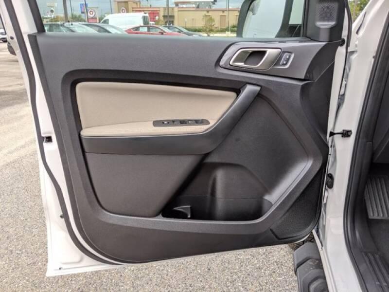 2020 Ford Ranger 4x4 Lariat 4dr SuperCrew 5.1 ft. SB Pickup - Gulfport MS