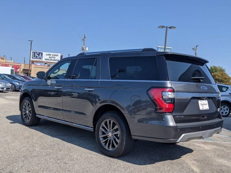 2020 Ford Expedition MAX 4x2 Limited 4dr SUV - Gulfport MS