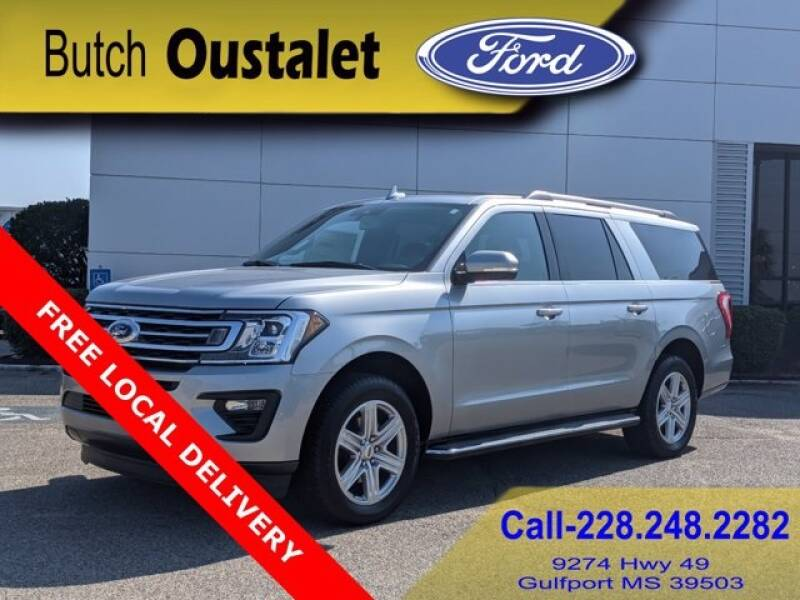 2020 Ford Expedition MAX 4x2 XLT 4dr SUV - Gulfport MS