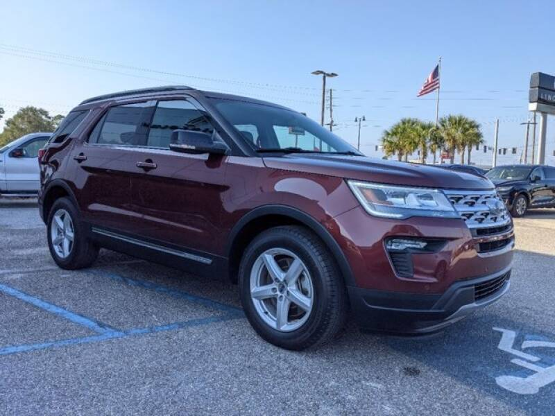 2018 Ford Explorer XLT 4dr SUV - Gulfport MS