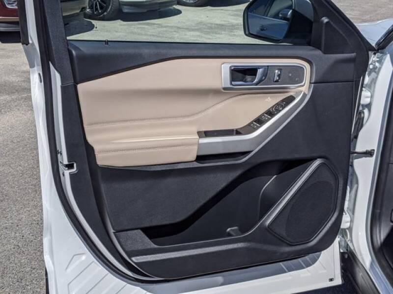 2020 Ford Explorer XLT 4dr SUV - Gulfport MS