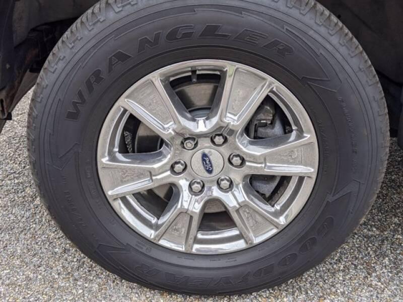 2017 Ford F-150 4x4 XLT 4dr SuperCrew 5.5 ft. SB - Gulfport MS