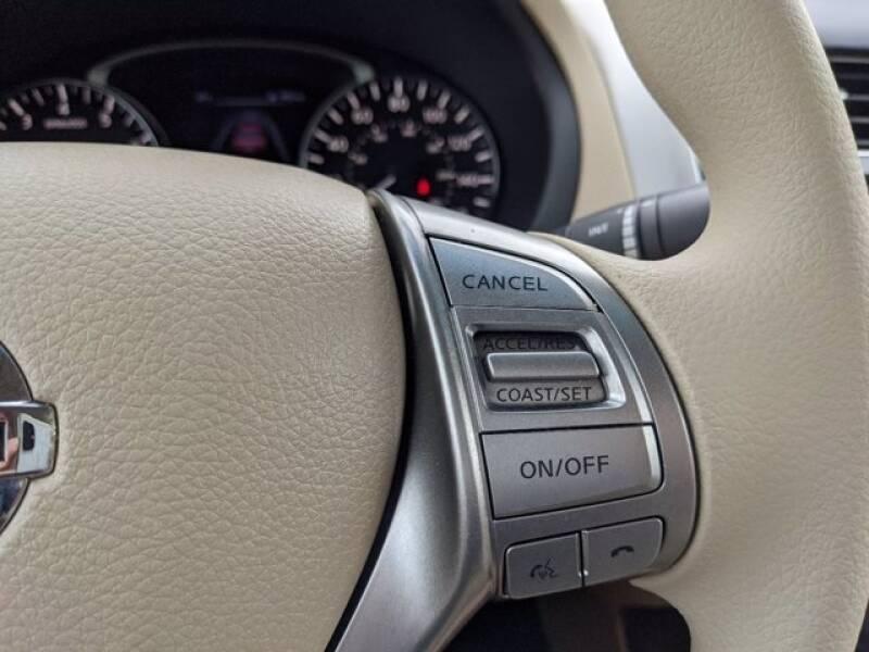 2015 Nissan Altima 2.5 S 4dr Sedan - Gulfport MS