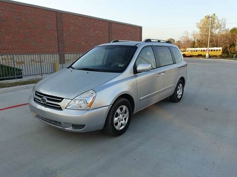2007 Kia Sedona for sale at Universal Credit in Houston TX