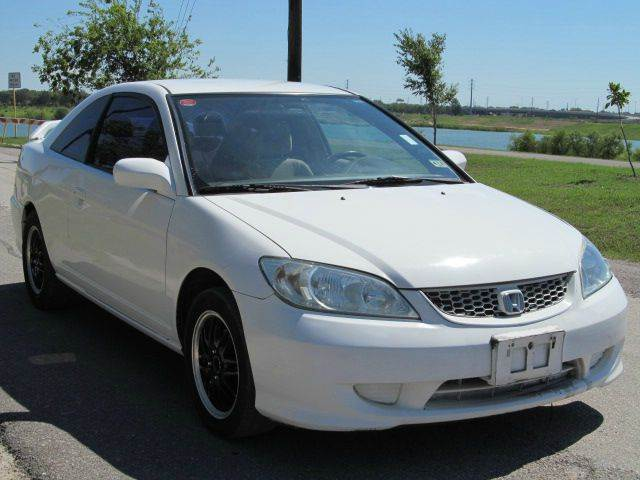 2004 Honda Civic for sale at Universal Credit in Houston TX