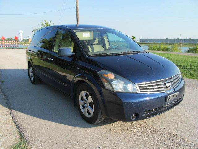2007 Nissan Quest for sale at Universal Credit in Houston TX