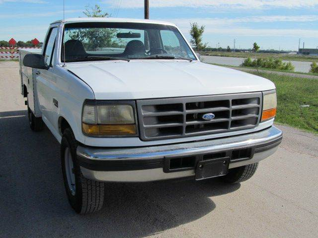 1997 Ford F-250 for sale at Universal Credit in Houston TX