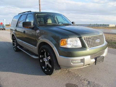 2005 Ford Expedition for sale at Universal Credit in Houston TX