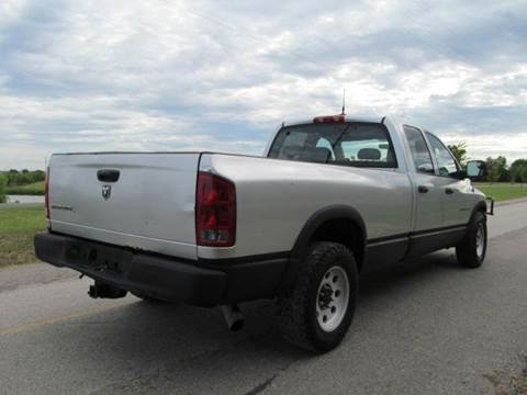 2005 Dodge Ram Pickup 2500 ST 4dr Quad Cab Rwd LB In Houston