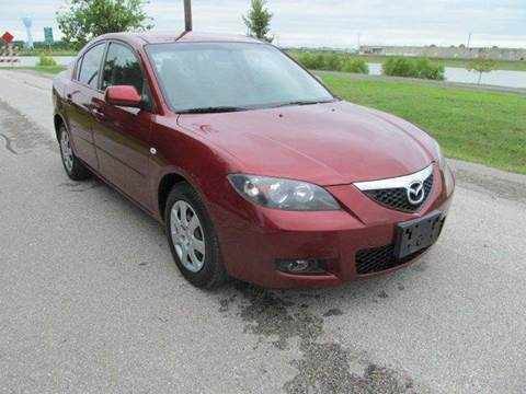 2009 Mazda MAZDA3 for sale at Universal Credit in Houston TX