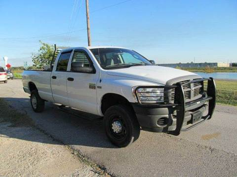 2008 Dodge Ram Pickup 2500 for sale at Universal Credit in Houston TX