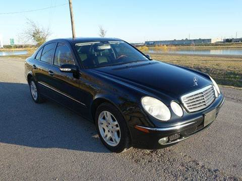 2006 Mercedes-Benz E-Class for sale at Universal Credit in Houston TX