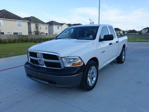 2010 Dodge Ram Pickup 1500 for sale at Universal Credit in Houston TX