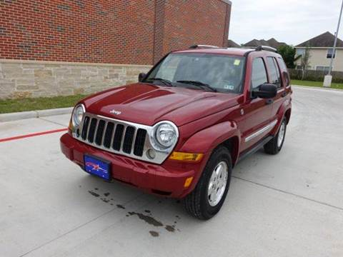 2005 Jeep Liberty for sale at Universal Credit in Houston TX