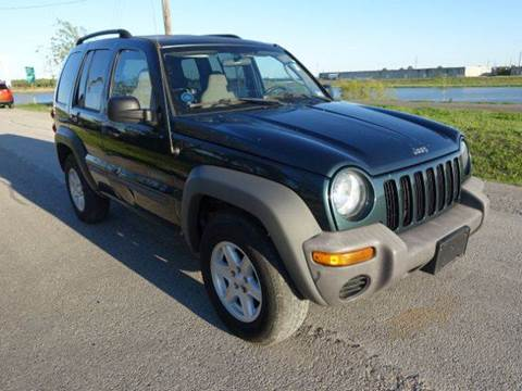 2004 Jeep Liberty for sale at Universal Credit in Houston TX