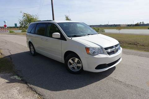 2012 Dodge Grand Caravan for sale at Universal Credit in Houston TX