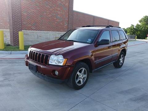 2007 Jeep Grand Cherokee for sale at Universal Credit in Houston TX