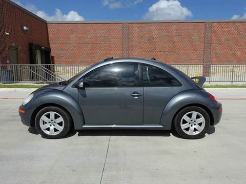 2006 Volkswagen New Beetle for sale at Universal Credit in Houston TX