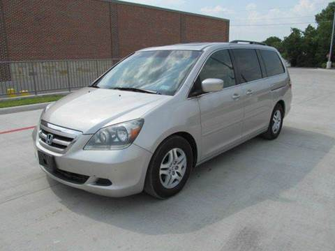 2007 Honda Odyssey for sale at Universal Credit in Houston TX