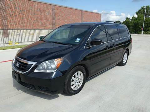 2008 Honda Odyssey for sale at Universal Credit in Houston TX