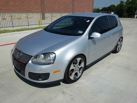 2007 Volkswagen GTI for sale at Universal Credit in Houston TX