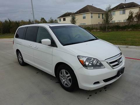 2006 Honda Odyssey for sale at Universal Credit in Houston TX