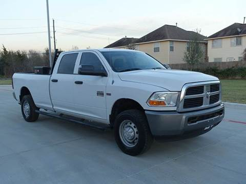 2011 RAM Ram Pickup 2500 for sale at Universal Credit in Houston TX