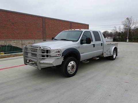 2006 Ford F-550 Super Duty for sale at Universal Credit in Houston TX